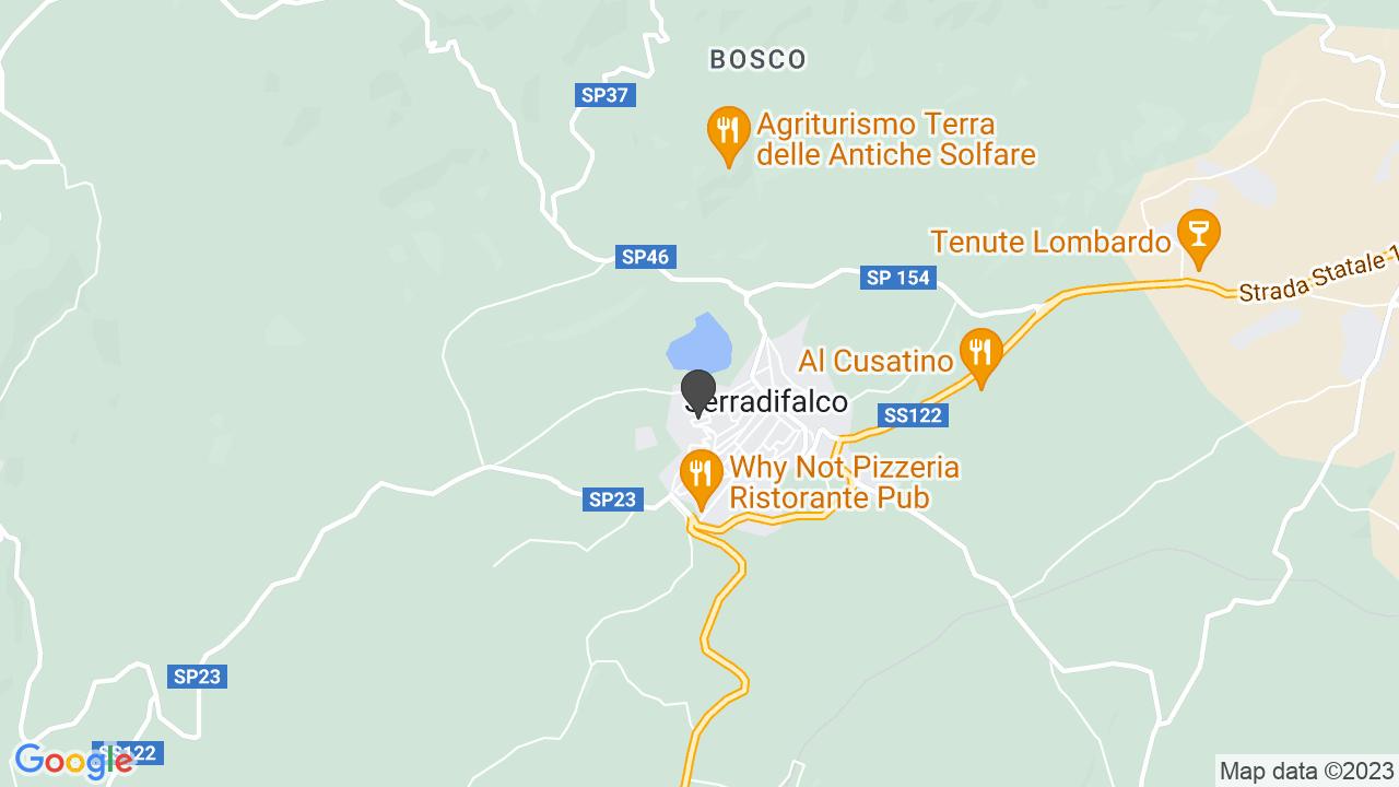 CIMITERO SERRADIFALCO