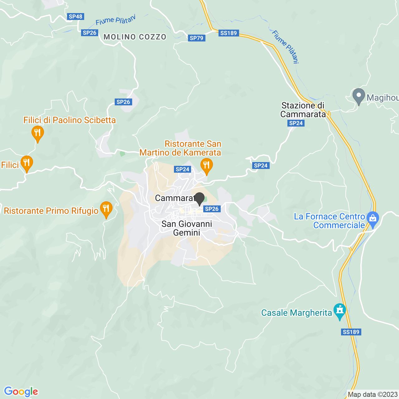 CIMITERO SAN GIOVANNI GEMINI