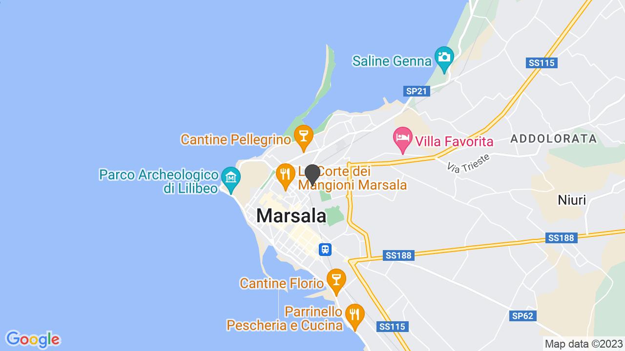 CROCE ROSSA ITALIANA COMITATO LOCALE DI MARSALA ORGANIZZAZIONE DI VOLONTARIATO