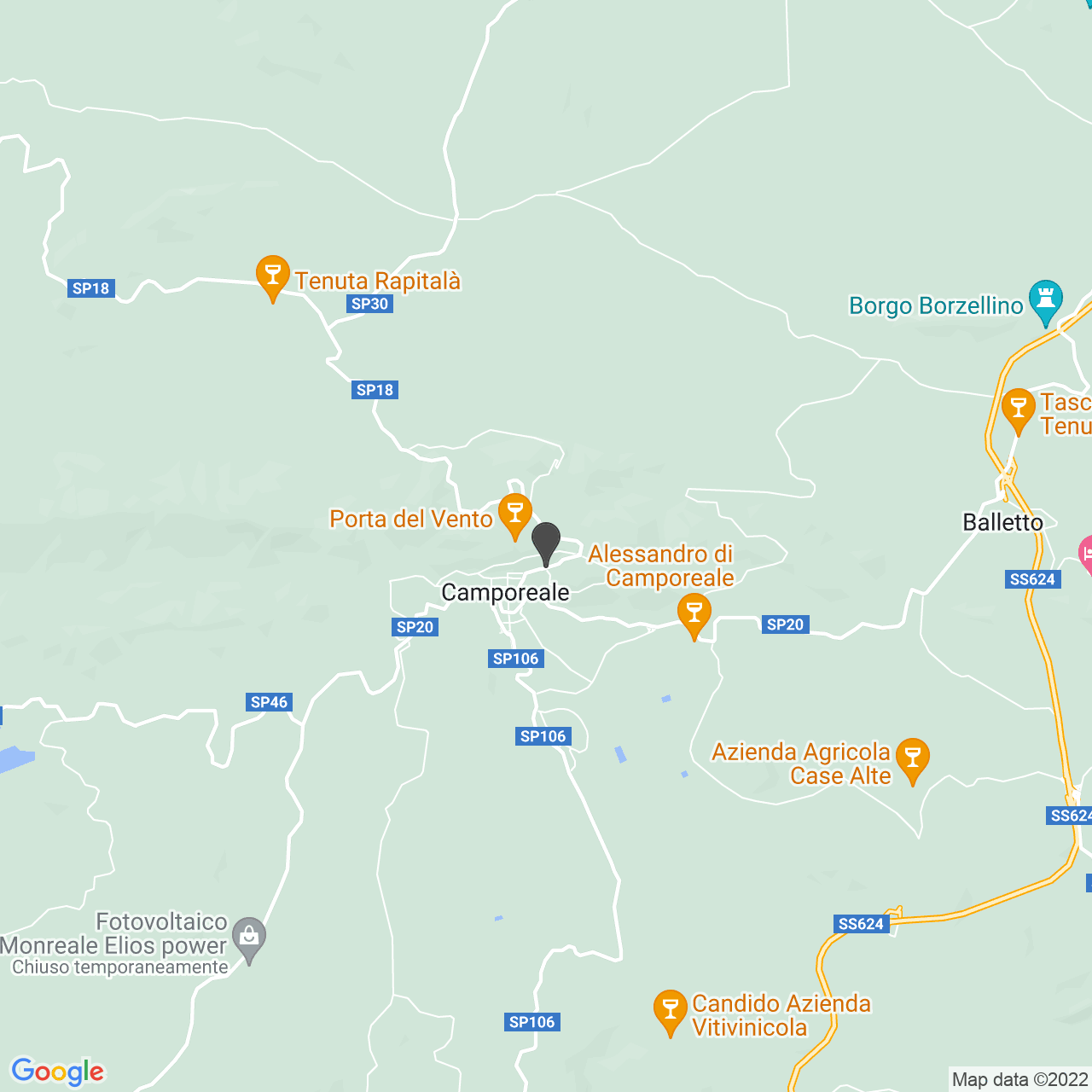 CIMITERO CAMPOREALE