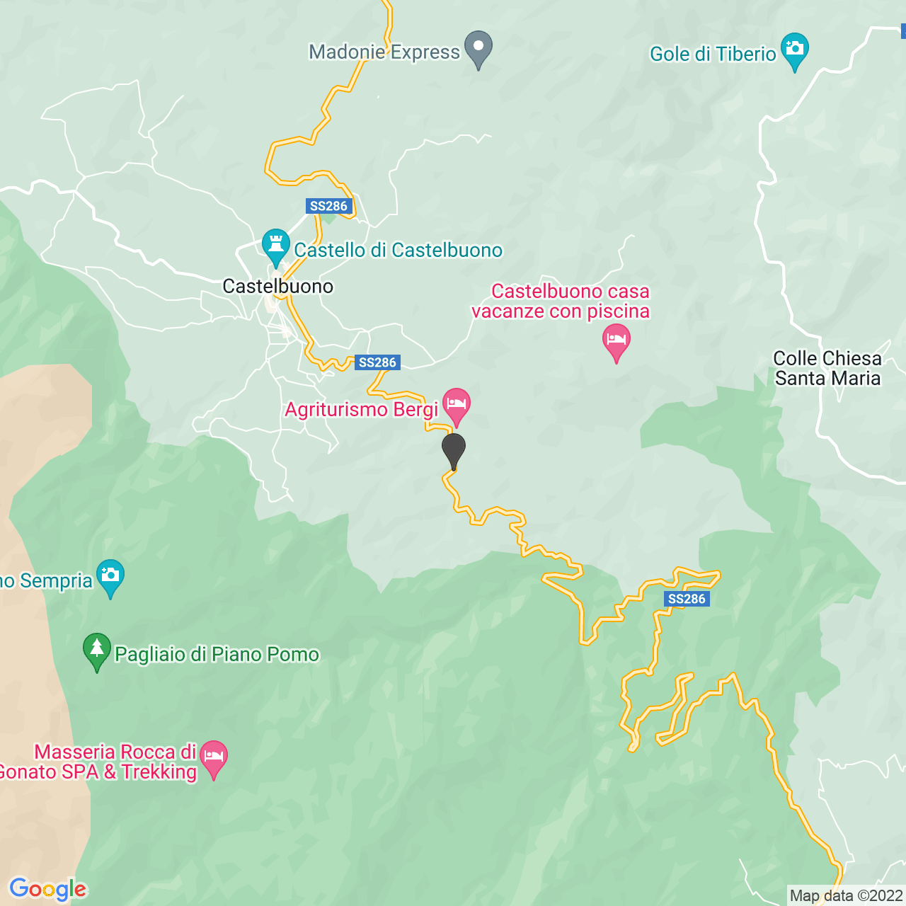 CIMITERO CASTELBUONO