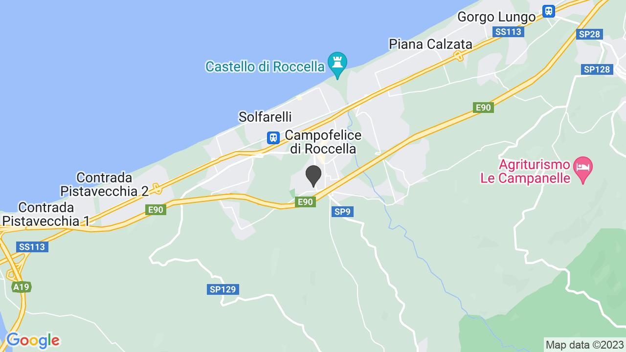 CIMITERO CAMPOFELICE DI ROCCELLA