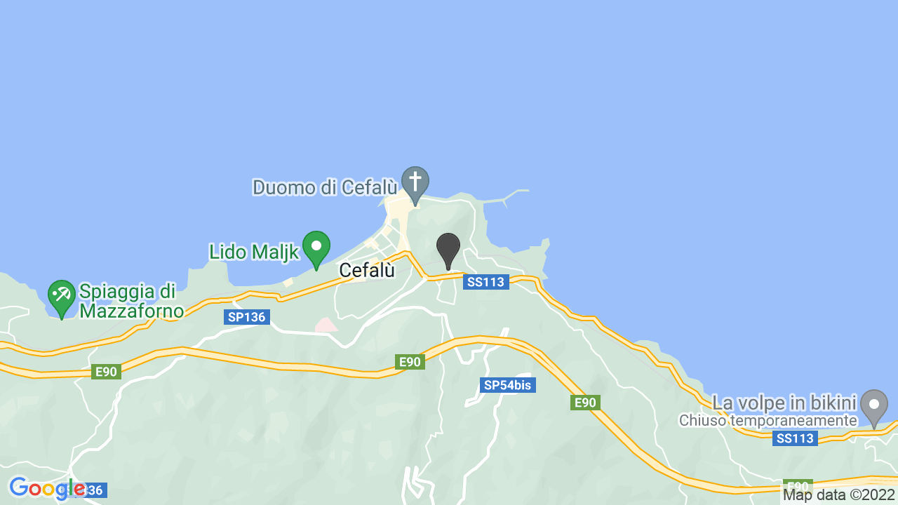 Via Dietro Castello CEFALU' (PA)