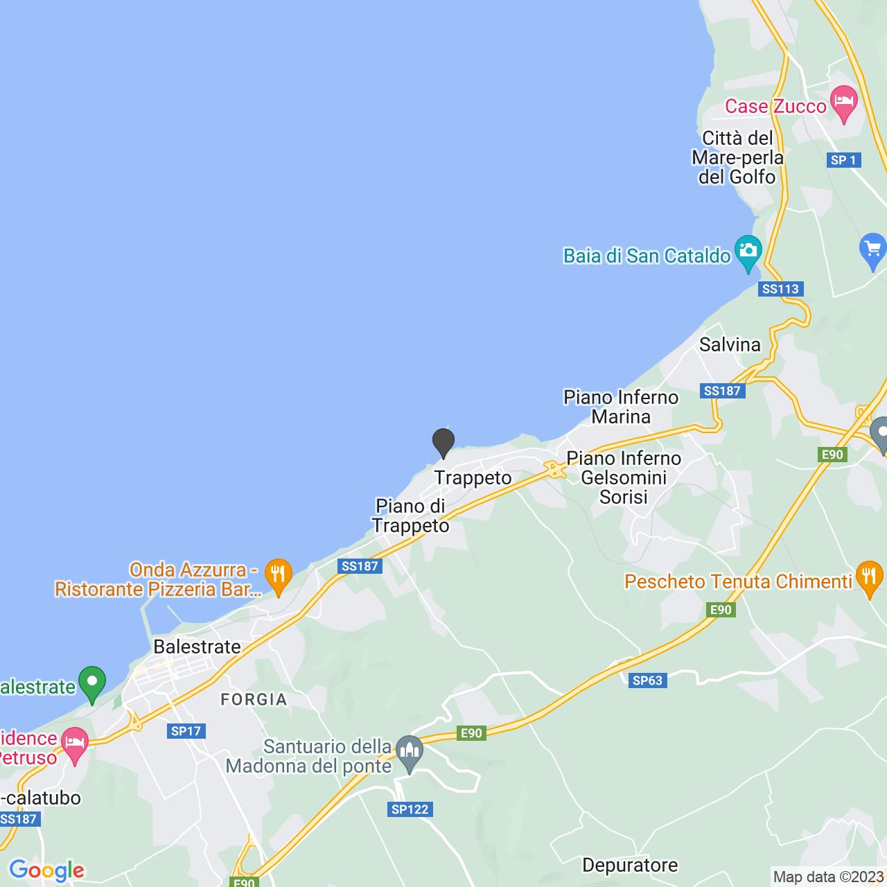 "Chiesa Maria Santissima Annunziata ""a Mare"""