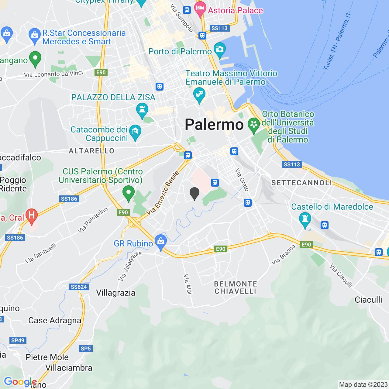 """UPCI Chiesa Unita Pentecostale """"Atti 2:38"""" di Palermo"""