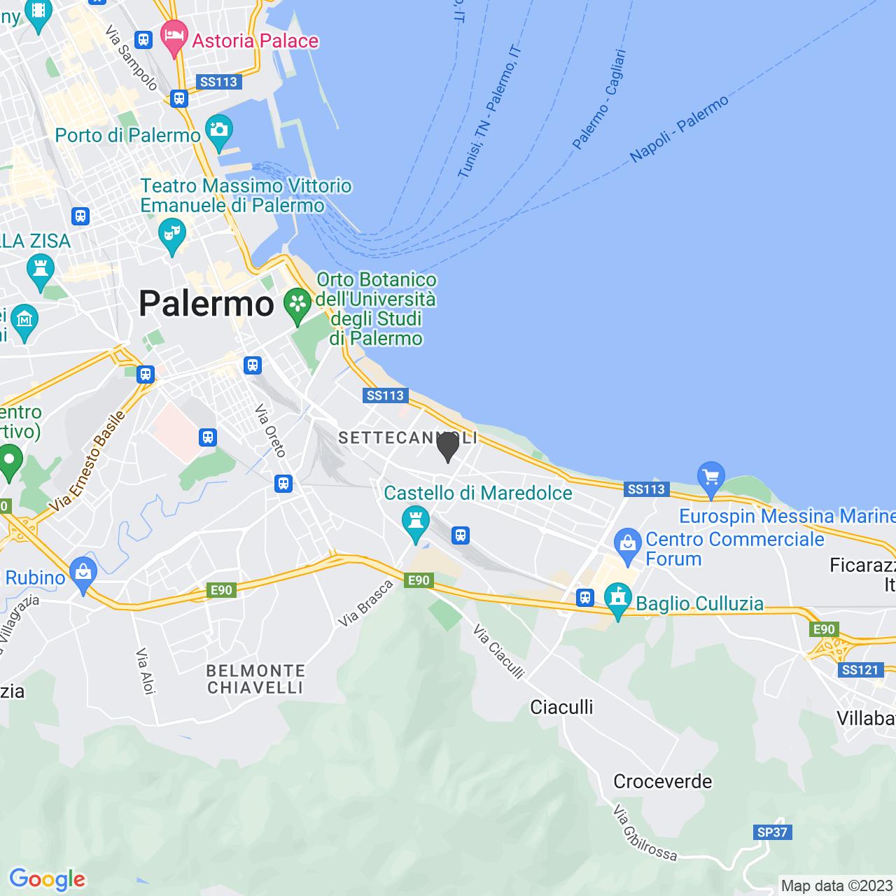 """Comunità Cristiana """"Palermo est"""""""