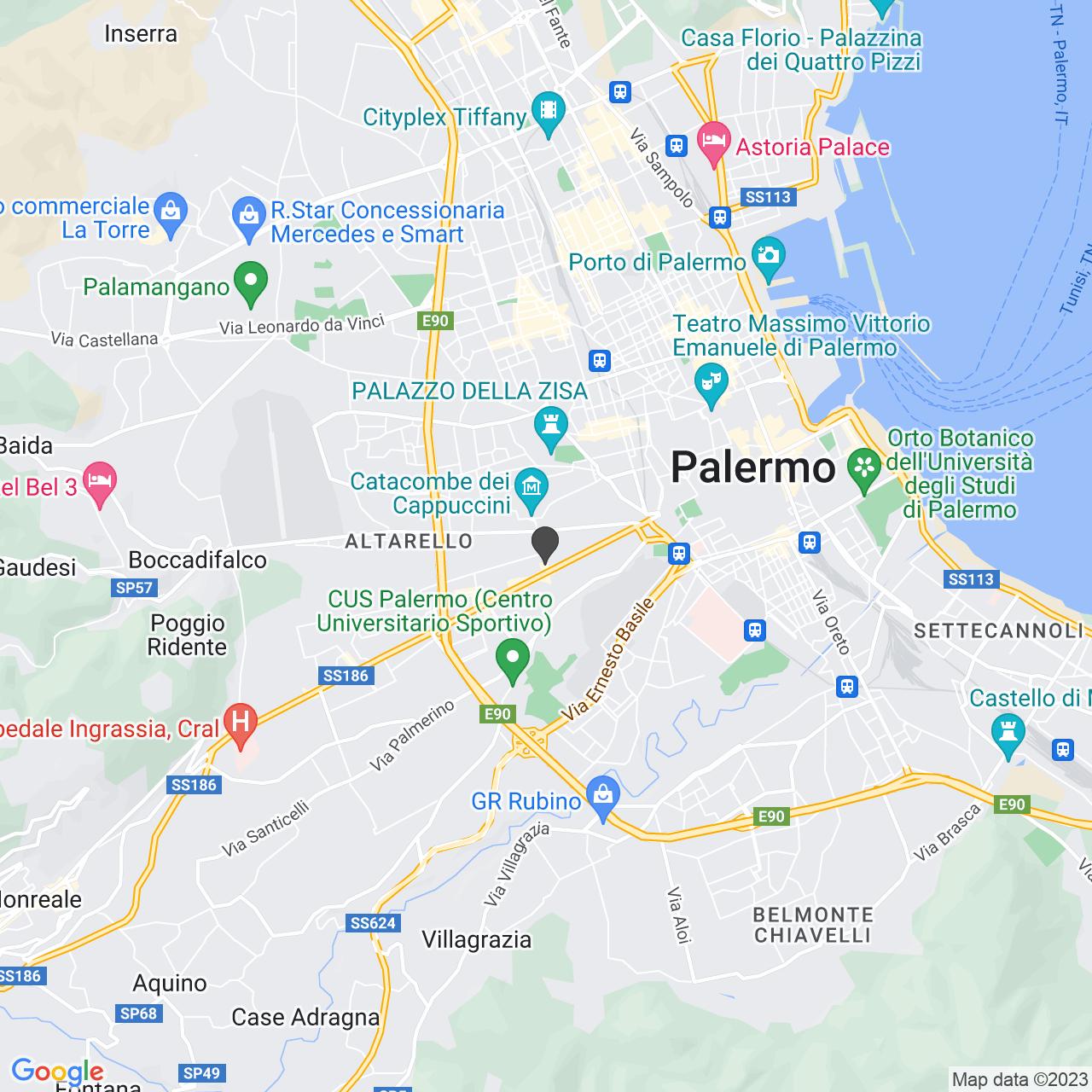 ASSOCIAZIONE GIACOMO CUSMANO - ITALIA O.N.L.U.S.
