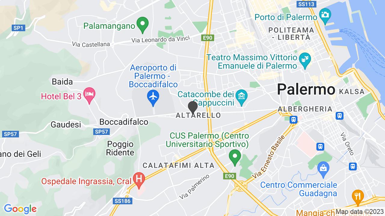 CHIESA DI MARIA SANTISSIMA DEL PERPETUO SOCCORSO