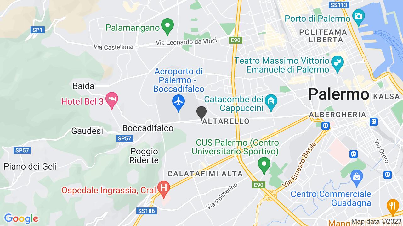"""ASSOCIAZIONE """" CASA DI RIPOSO PER ANZIANI CAMOMILLA - ONLUS """""""