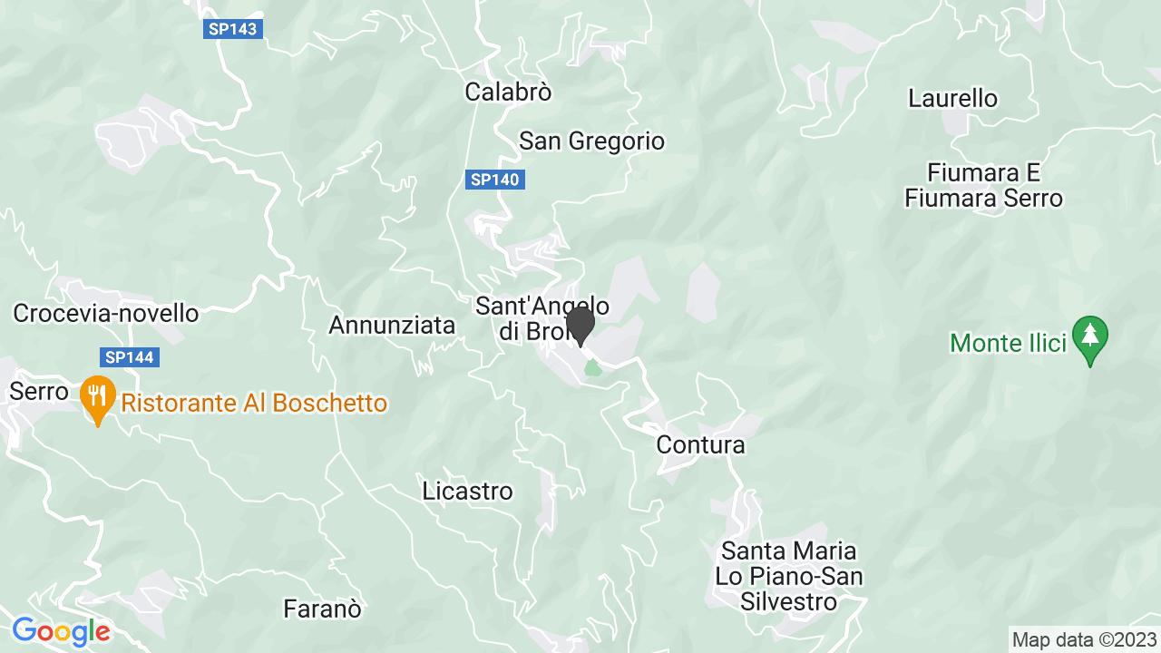 CIMITERO SANT'ANGELO DI BROLO