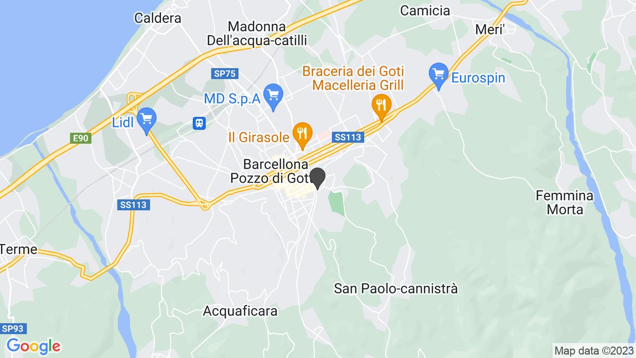 CIMITERO BARCELLONA POZZO DI GOTTO