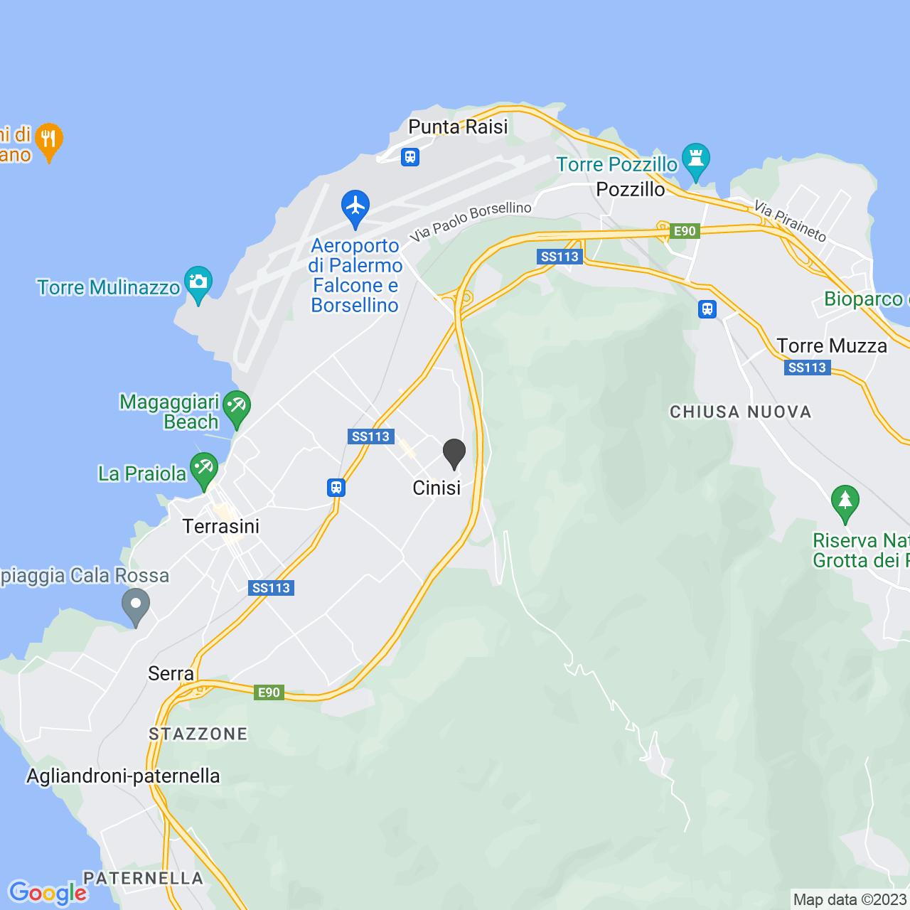 """Santuario Maria Santissima del Rosario detto del """" Furi"""""""