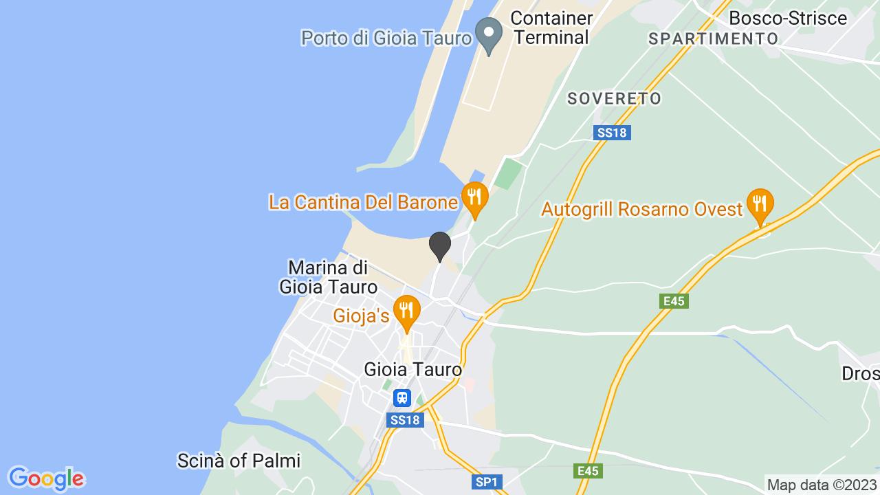 CIMITERO GIOIA TAURO