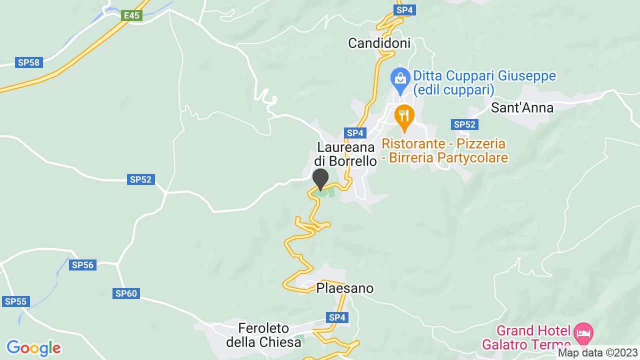Cimitero LAUREANA DI BORRELLO