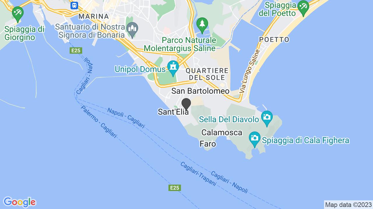 ORATORIO CENTRO GIOVANILE PARROCCHIALE SANT'ELIA ONLUS
