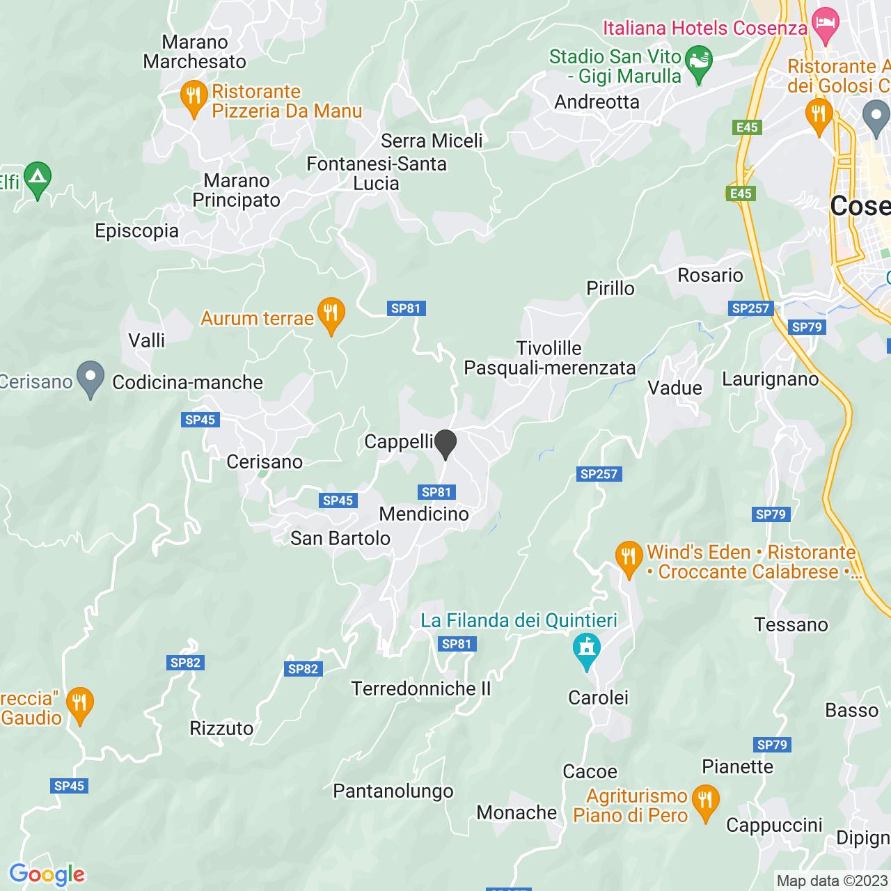 Contrada San Paolo  (CS)