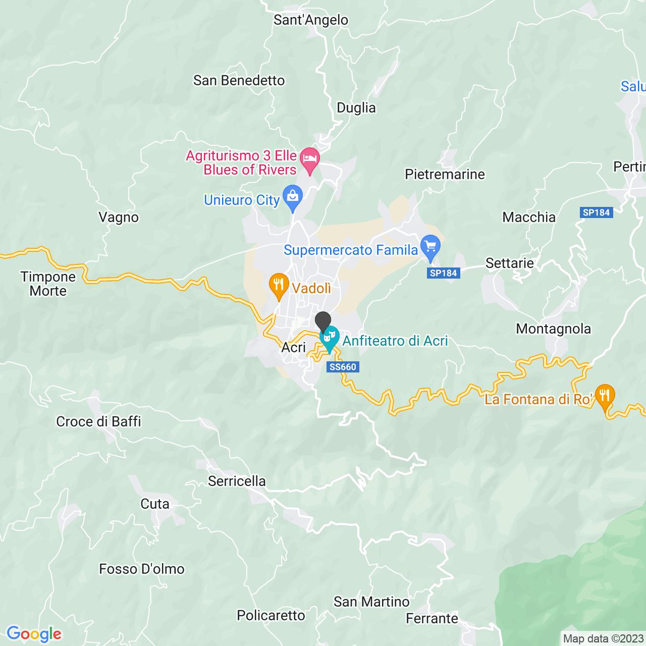 Basilica Beato ANgelo d'Acri