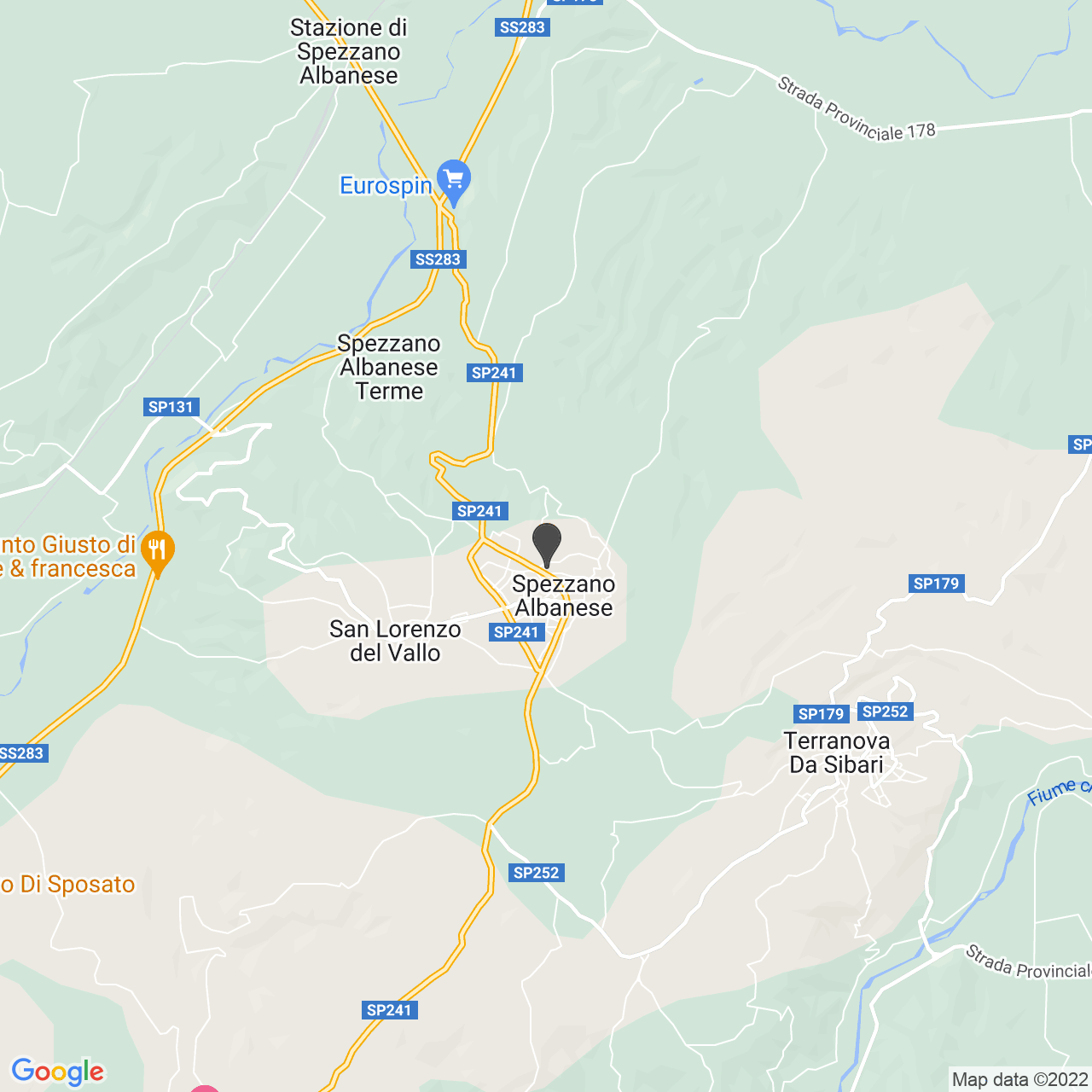 CIMITERO SPEZZANO ALBANESE