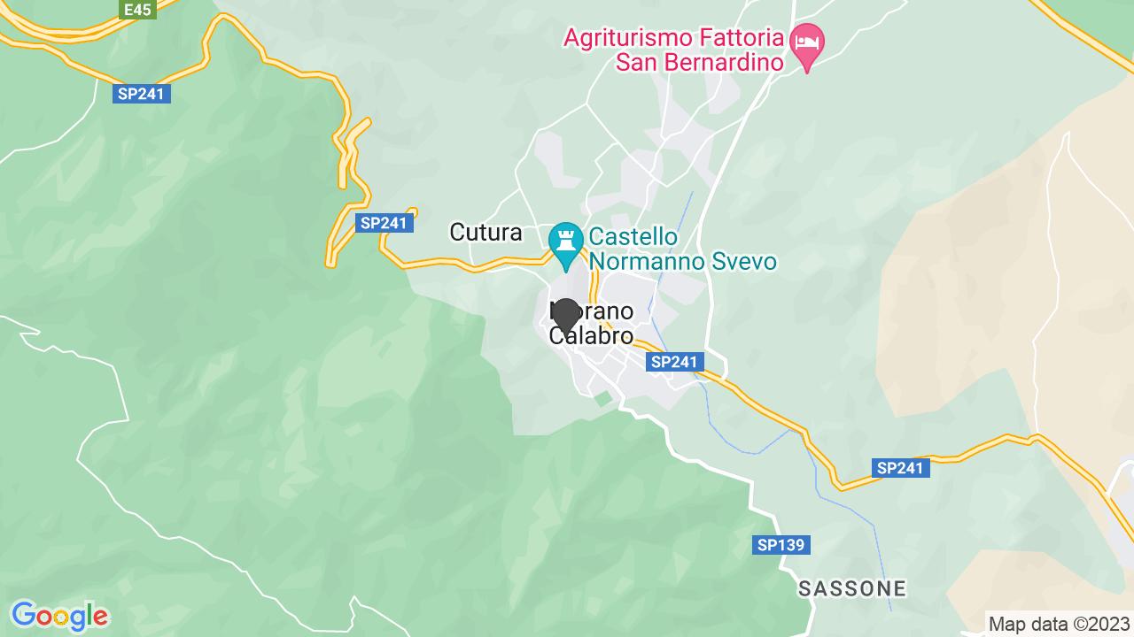 CIMITERO MORANO CALABRO