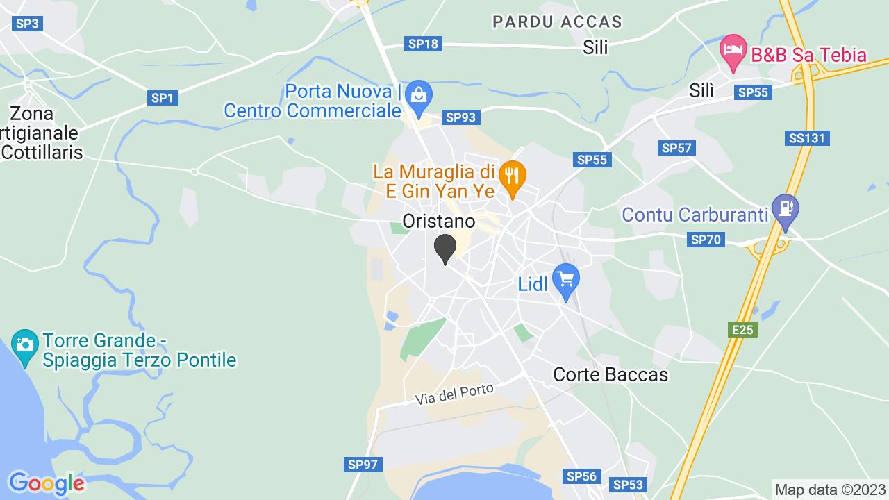 POLISPORTIVA EUBIOS ORISTANO