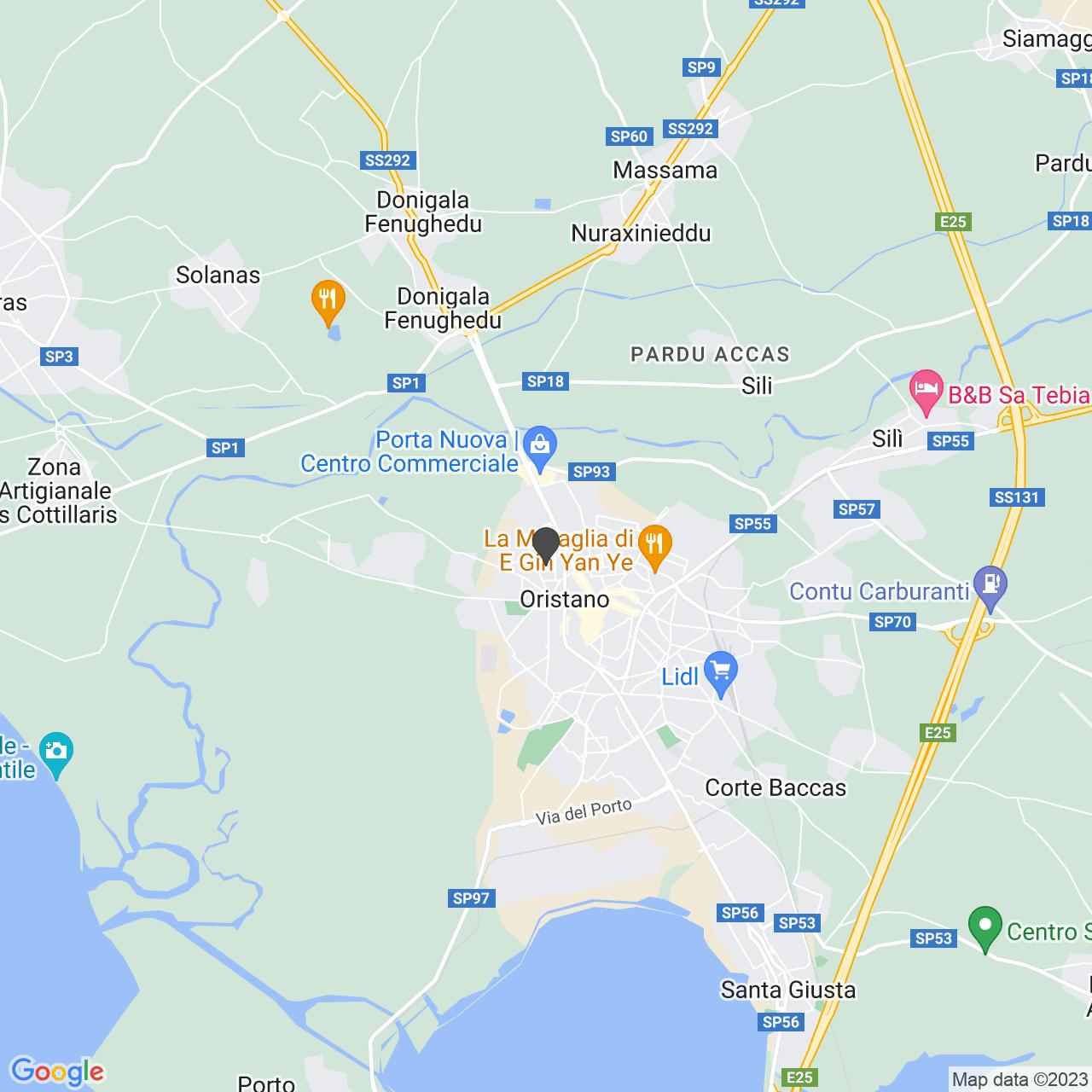 CROCE ROSSA ITALIANA-COMITATO DI ORISTANO-ORGANIZZAZIONE DI VOLONTARIATO