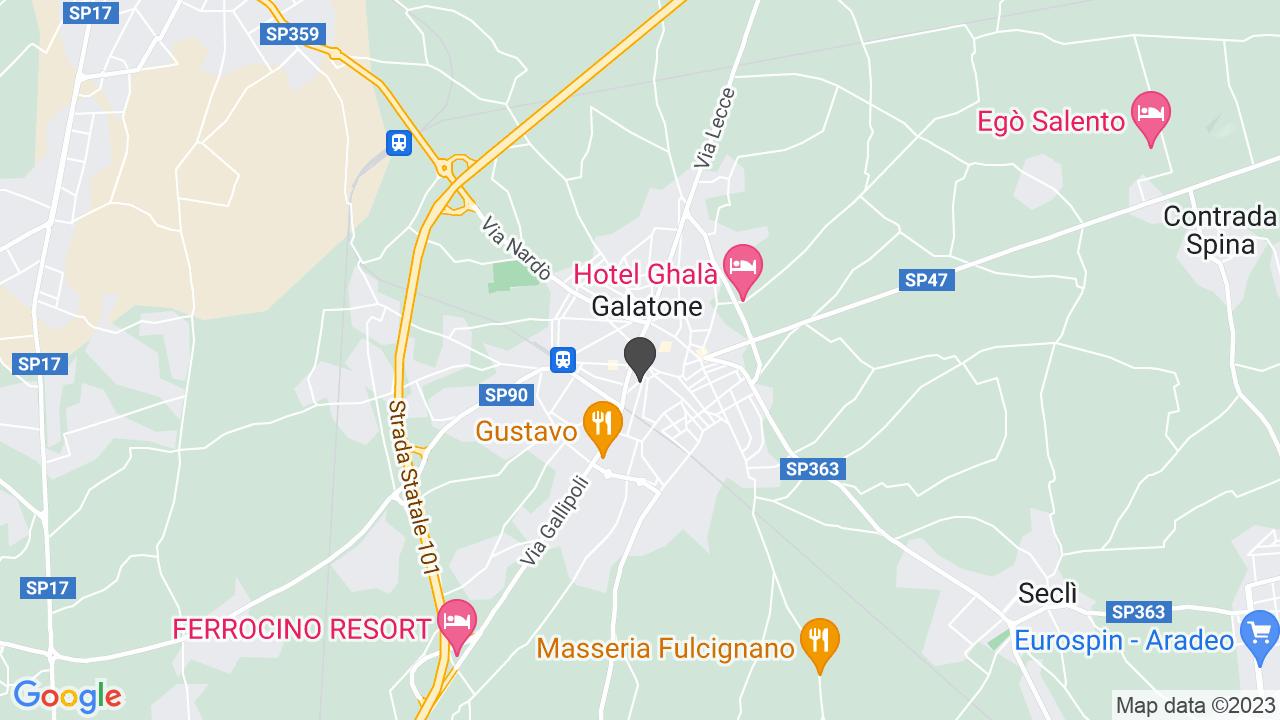 CIMITERO GALATONE