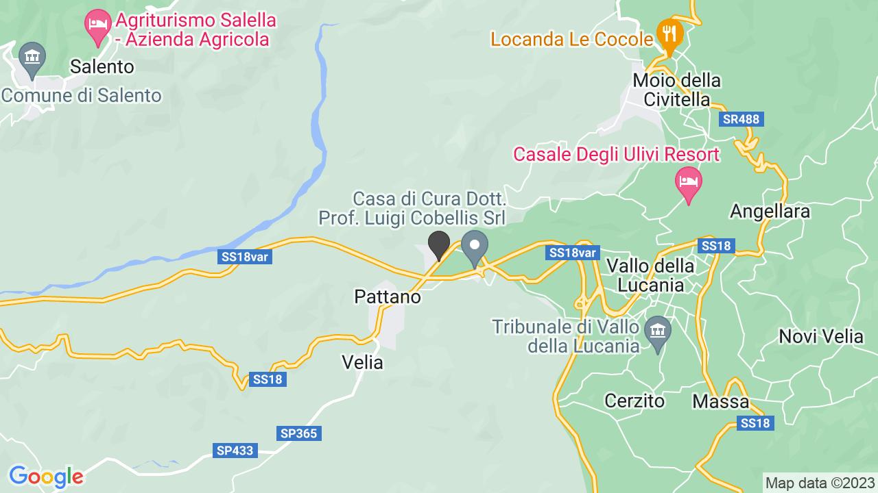 Localita Badia  (SA)
