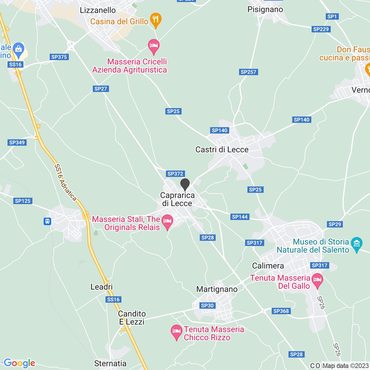 CIMITERO CASTRI DI LECCE