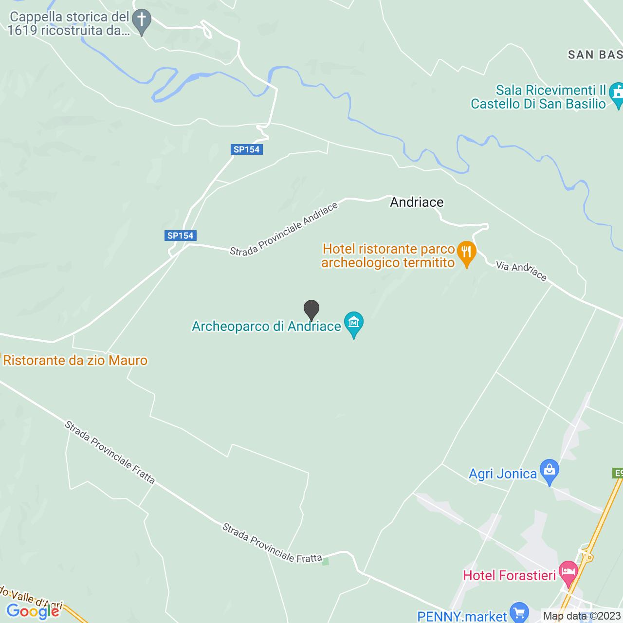 "ARCHEOCLUB D'ITALIA ""SIRITIDE"""