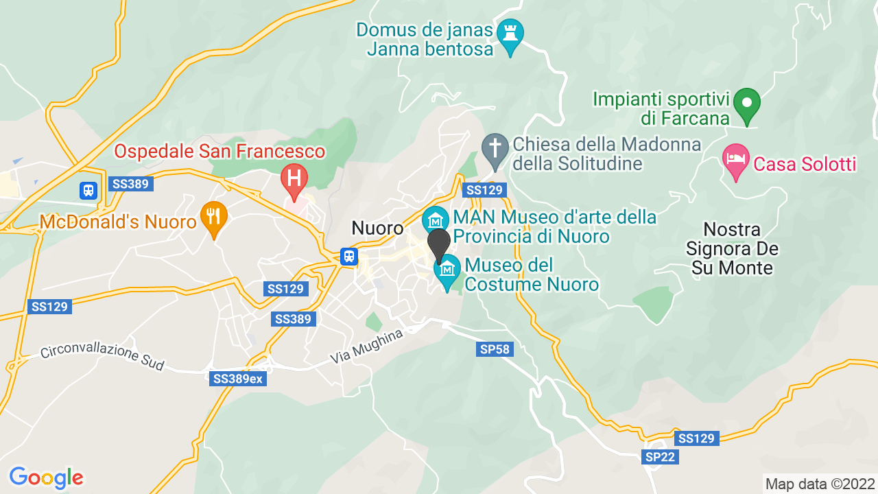 GRUPPO GROTTE NUORESE