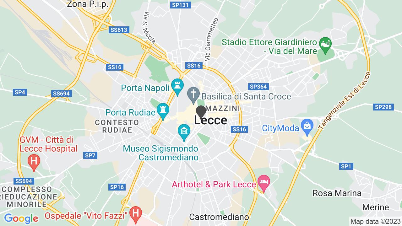 CIMITERO SAN CESARIO DI LECCE