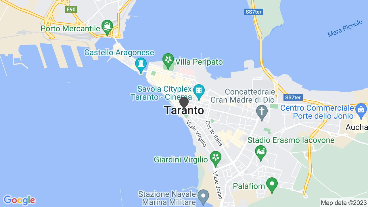 Via Per Grottaglie SAN GIORGIO IONICO (TA)