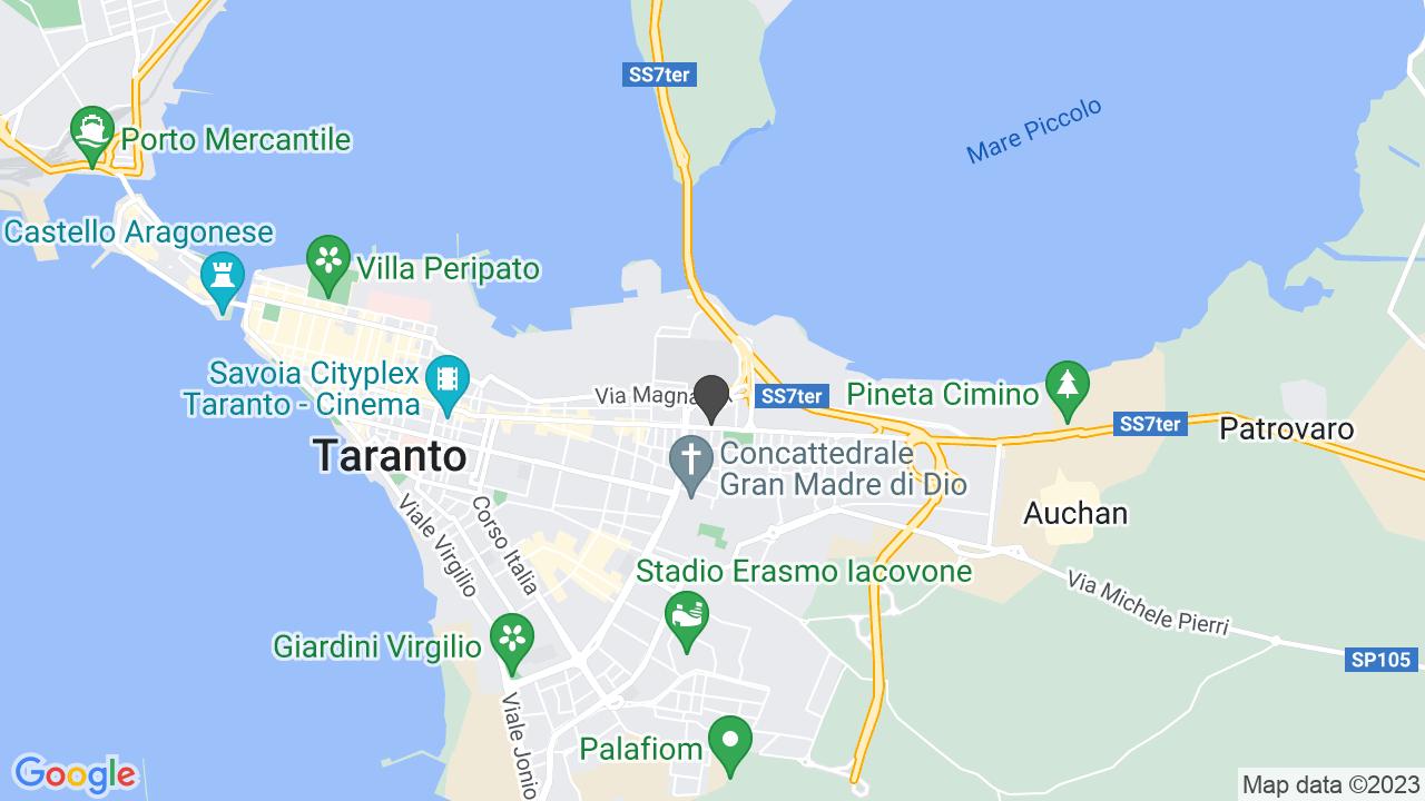 Via Per Taranto  (TA)