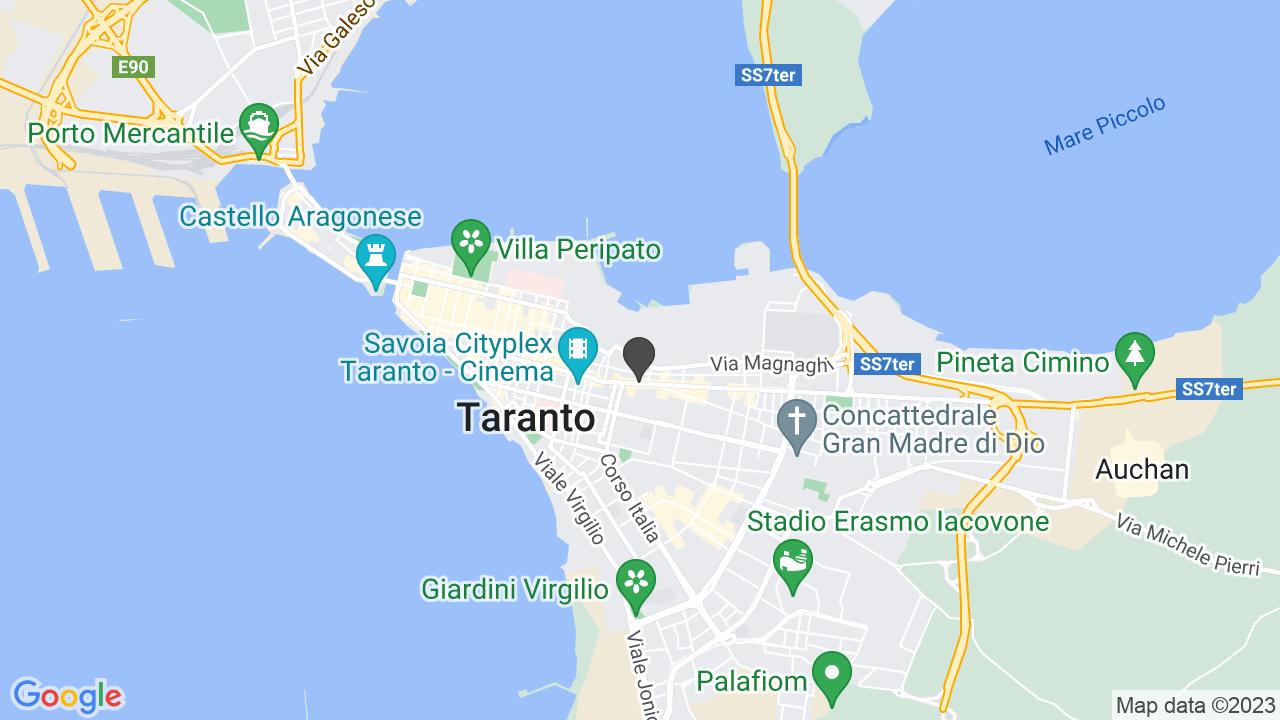 AIPD ASSOCIAZIONE ITALIANA PERSONE DOWN SEZ.TARANTO ONLUS