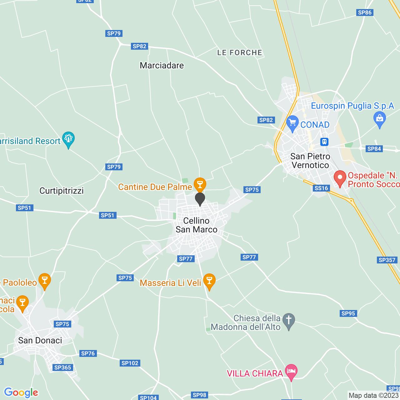 A.V.O. DI SAN PIETRO VERNOTICO