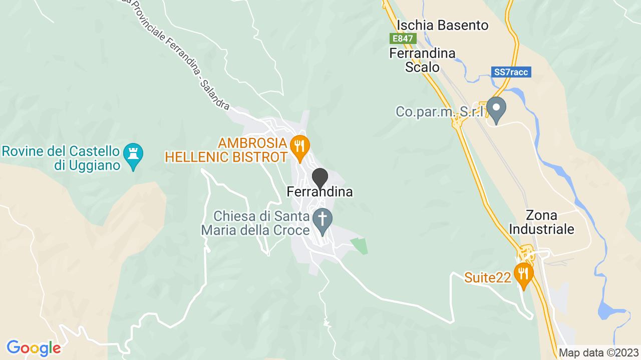 CIMITERO FERRANDINA