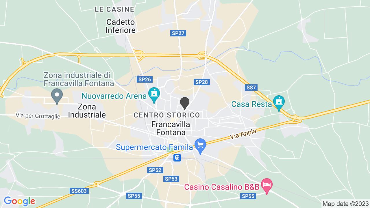 CIMITERO FRANCAVILLA FONTANA