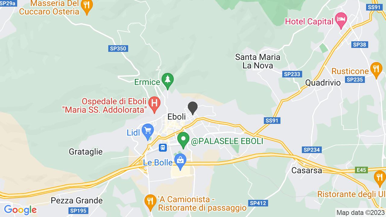 Via Quadrivio  (SA)