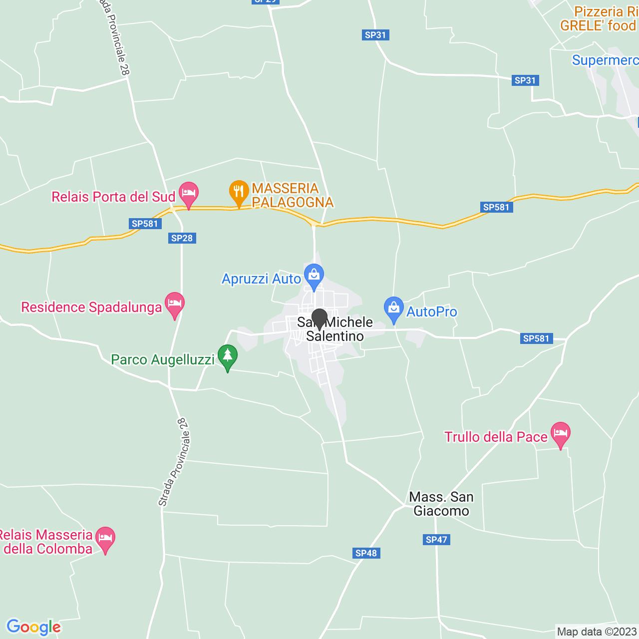 CIMITERO SAN MICHELE SALENTINO