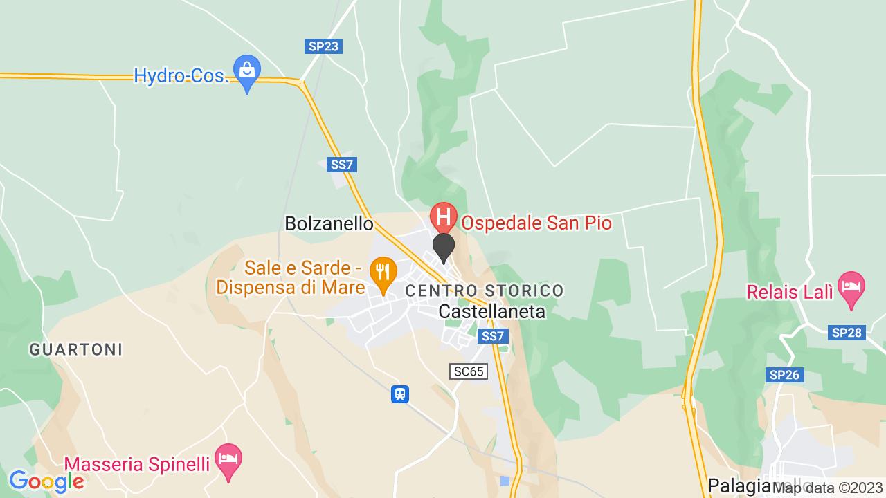 CIMITERO CASTELLANETA
