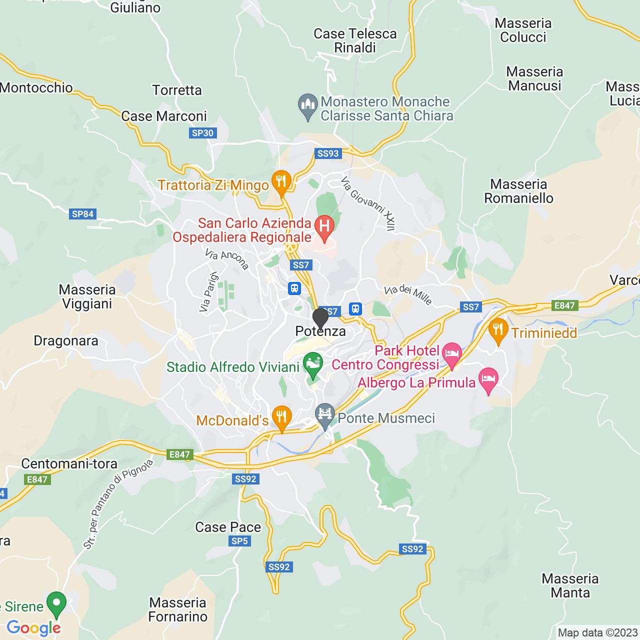 Chiesa della Beata Vergine di Pompei