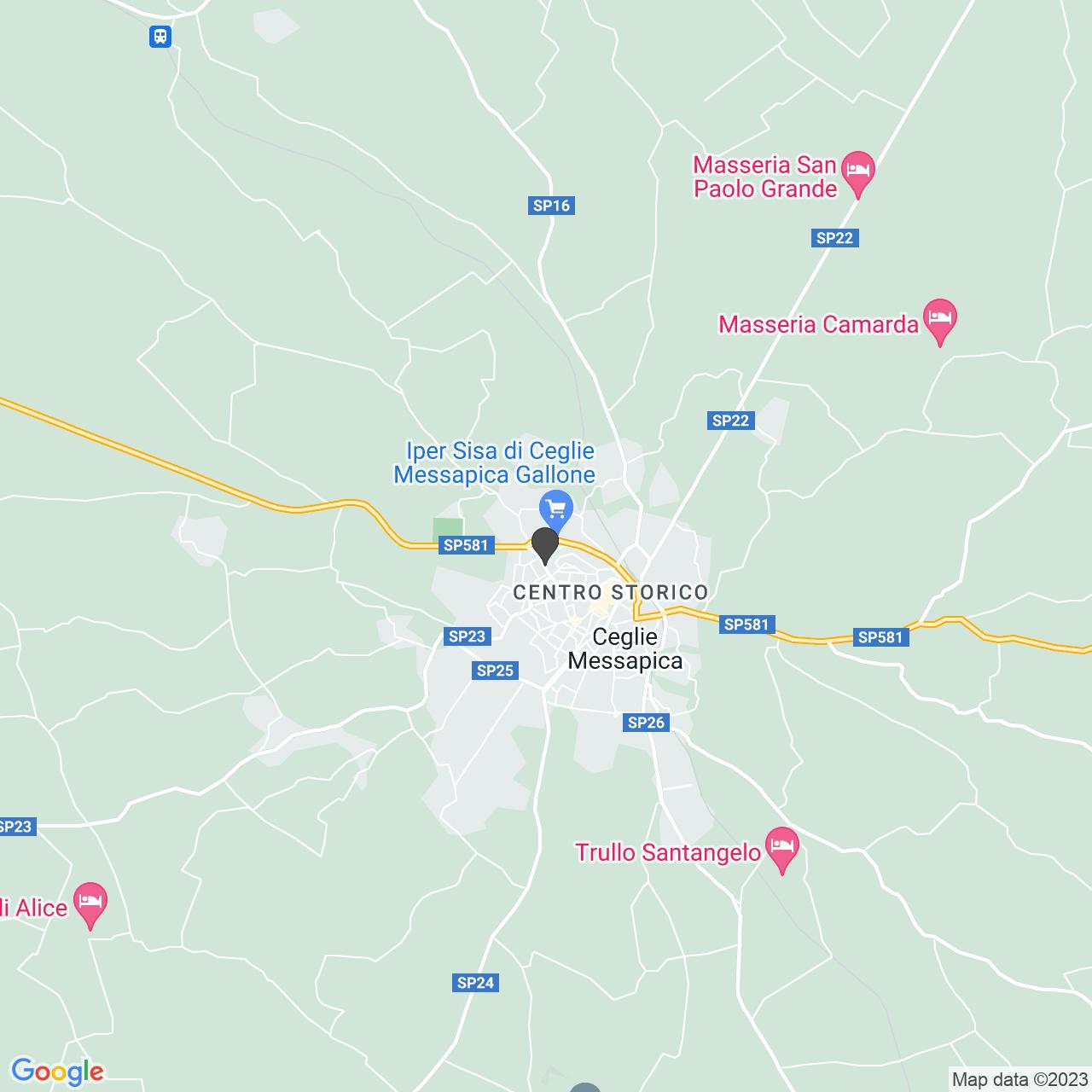 CIMITERO CEGLIE MESSAPICA