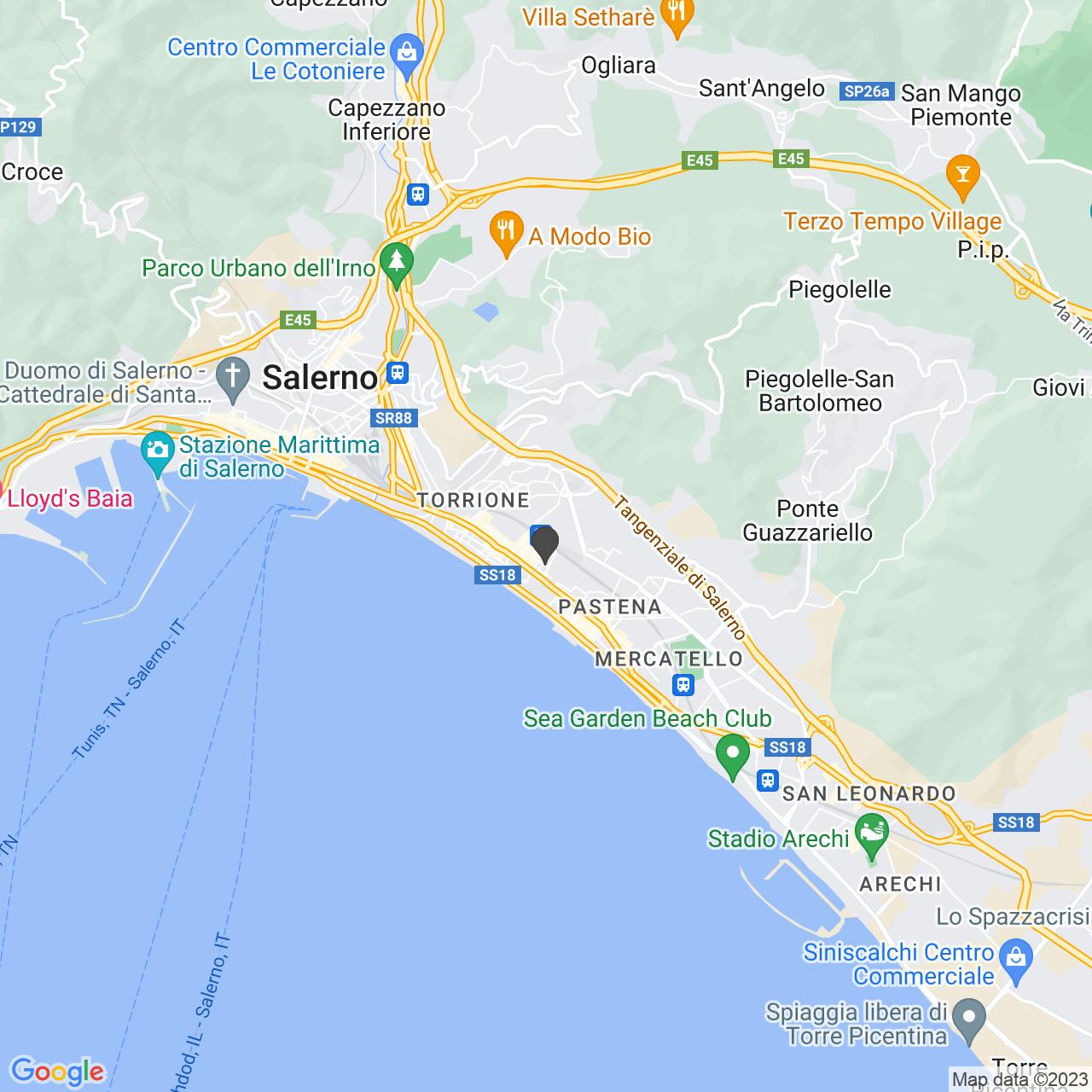 A CASA DI ANDREA- LOS VARANOS HERMANOS