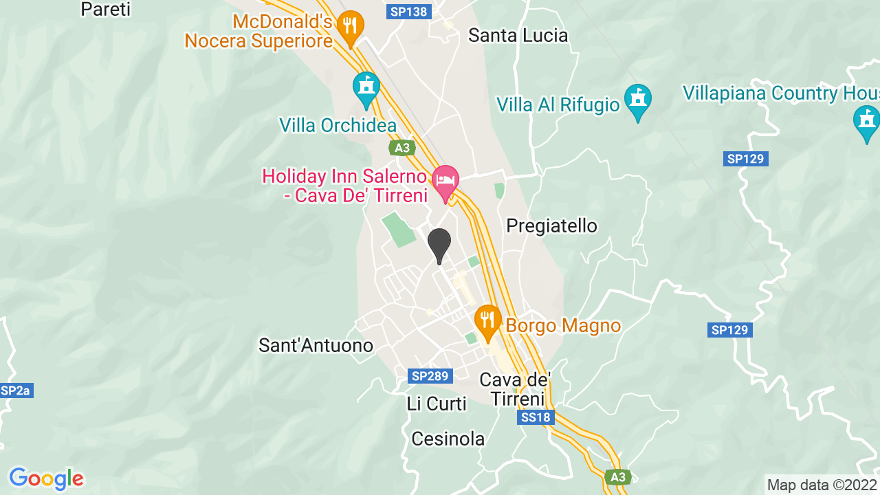 CROCE ROSSA ITALIANA COMITATO LOCALE CAVA DEI TIRRENI