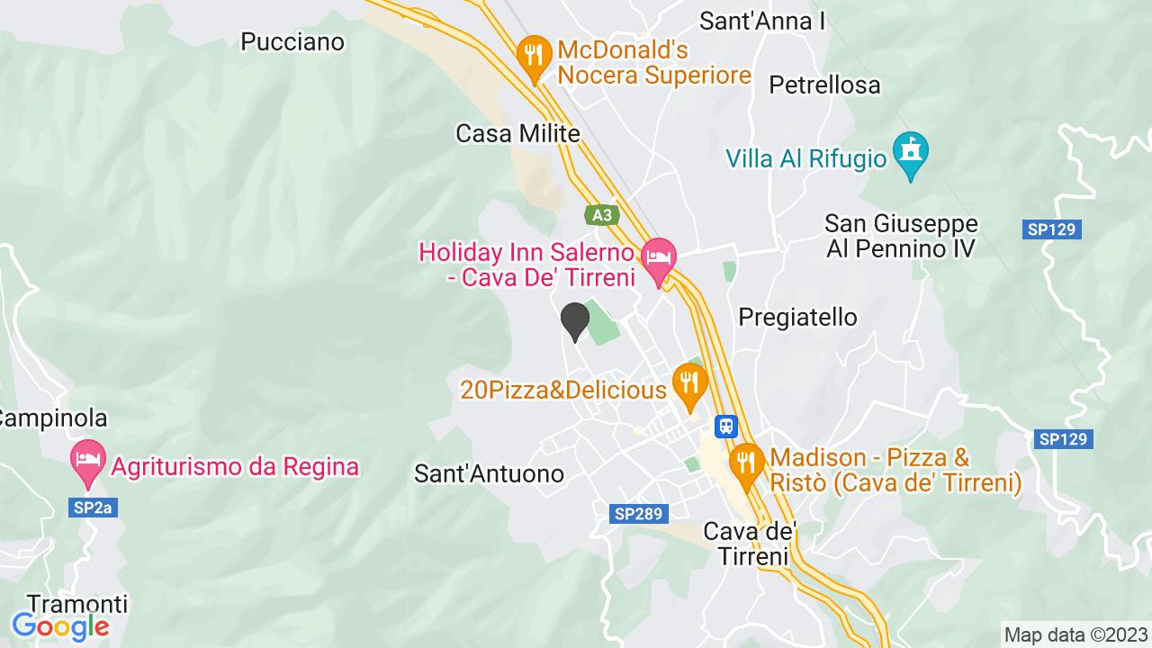 CIMITERO CAVA DE' TIRRENI