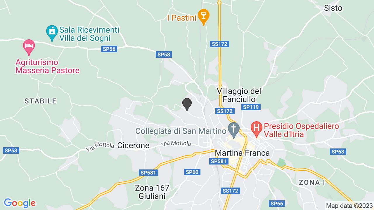 CIMITERO MARTINA FRANCA