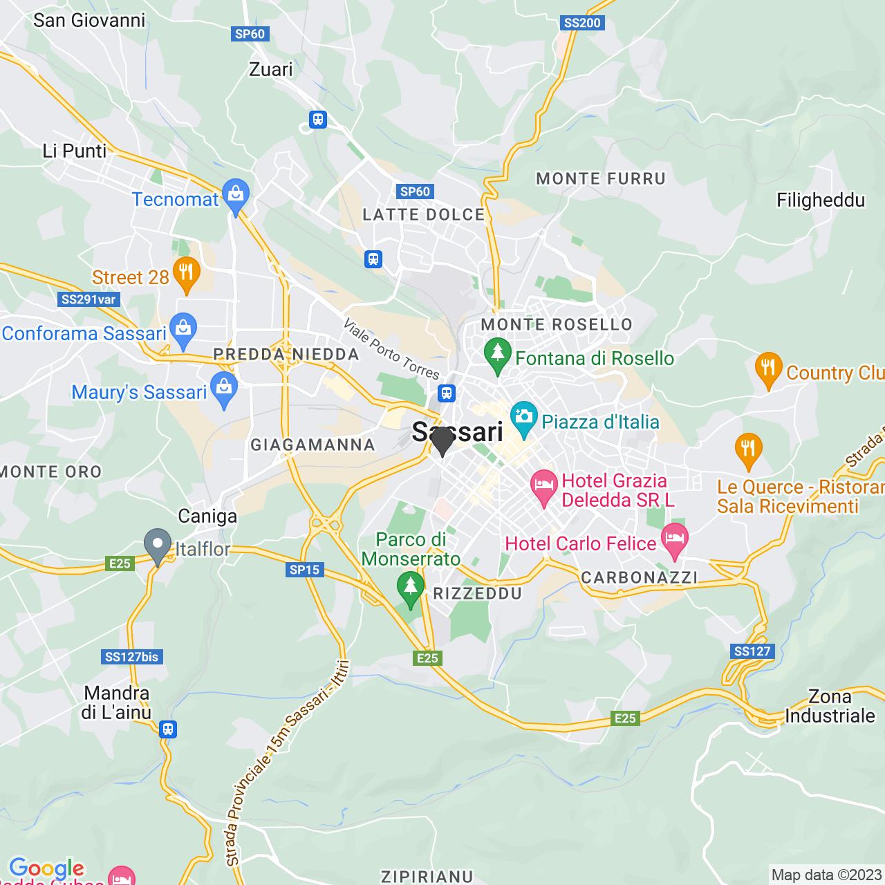 Agenzia Funebre Di Pinna Giovannino