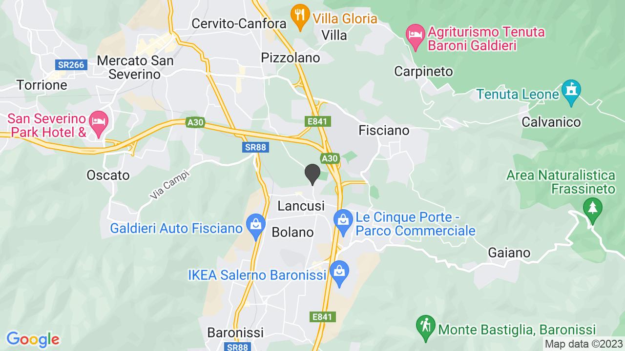 Via Dei Sepolcri  (SA)