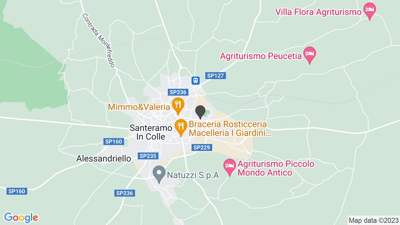 A.I.A.S. - SEZIONE DI SANTERAMO IN COLLE- ONLUS