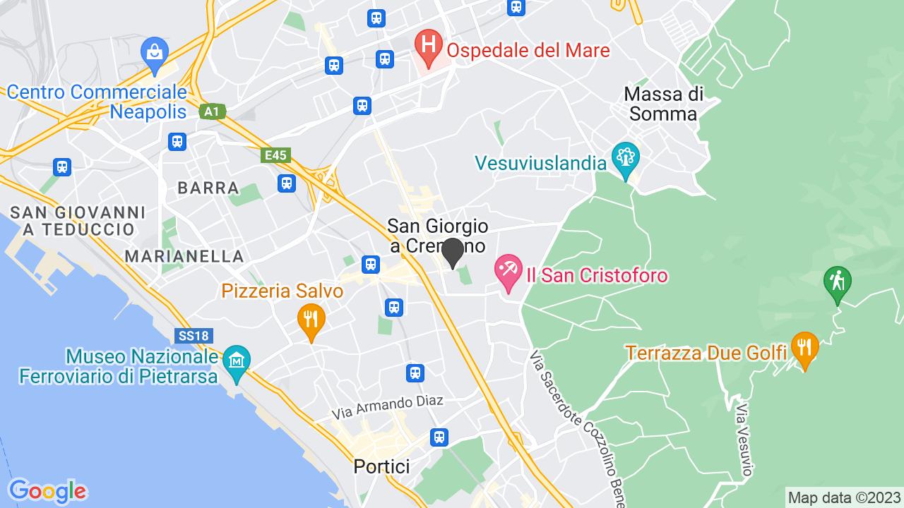 CIMITERO SAN GIORGIO A CREMANO